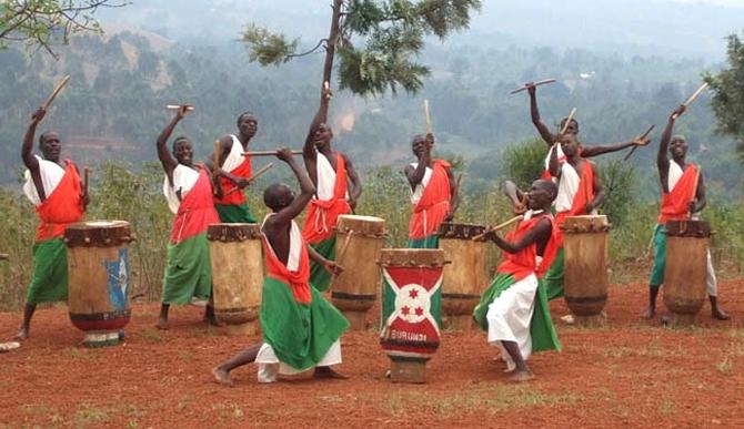 بوروندي كايانزا