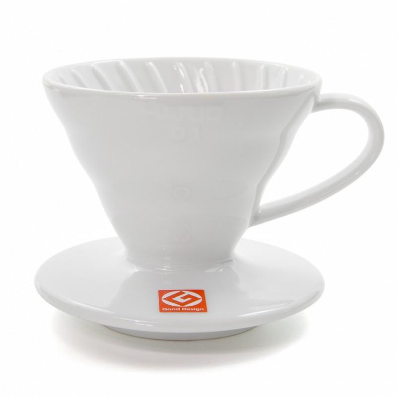 قمع V60 لترشيح القهوة مقاس 02
